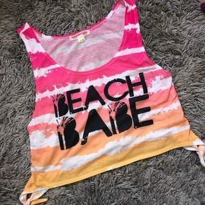 Tops - Bathing suit cover up